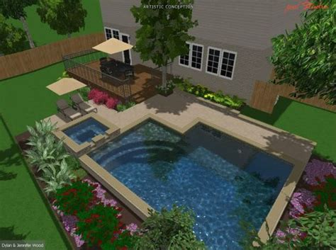 small inground pools for small yards small inground pools for small yards austin igp spa