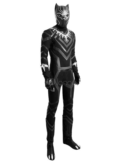 jaguar costume collection marvel black panther halloween costume pictures