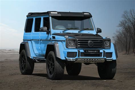 Mercedes G500 4x4 Price by Mercedes G500 4x4 By Mansory Kicks Carz Tuning