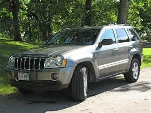 sell used jeep 2007 grand limited 5 7l hemi