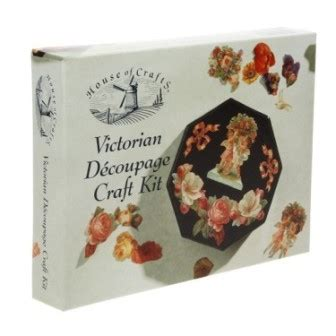 Decoupage Kit - decoupage kit haberdashery
