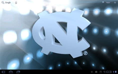 cool unc wallpaper unc tar heels live wallpapers android apps on google play