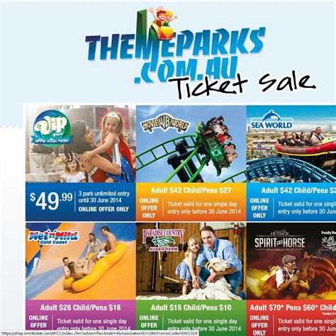 theme park vip pass gold coast theme park offer vip pass for 49 99 valid