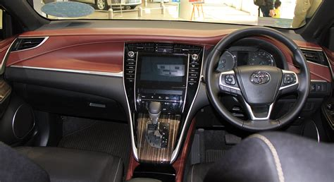 lexus harrier 2016 interior toyota harrier