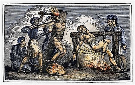 Comfort Heresy by Heresy C1550 Of Religious Martyrs