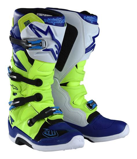 Alpinestars Tech 7 Dewasa alpinestars tech 7 troy designs limited edition boot bto sports