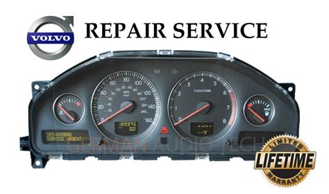 how to fix cars 2006 volvo s60 instrument cluster volvo s40 s60 s70 s80 instrument speedometer cluster 2001 2007 repair service ebay