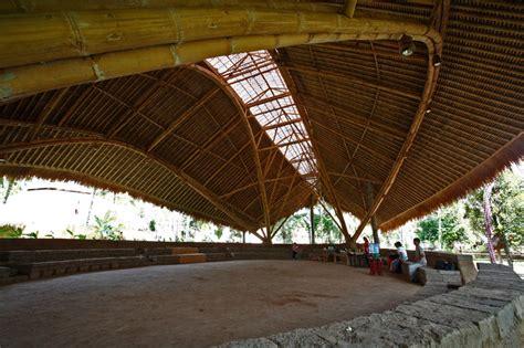 bamboo design indonesia pt bamboo pure green school bali