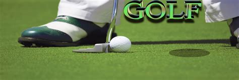 golf banner  stock photo public domain pictures