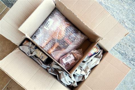 pacco alimentare cibi immancabili pacco viveri inviato da gi 249 dissapore