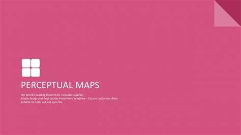 perceptual map template powerpoint powerpoint perceptual maps slides
