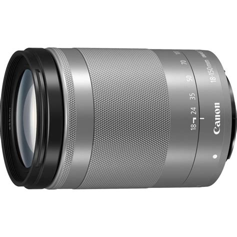 Canon Ef M 18 150mm F 3 5 6 3 Is Stm canon ef m 18 150mm f 3 5 6 3 is stm lens silver lenses photopoint