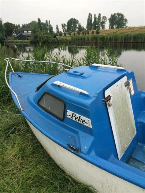 bootje opknapper leuke polyester boot opknapper tweedehands en nieuwe