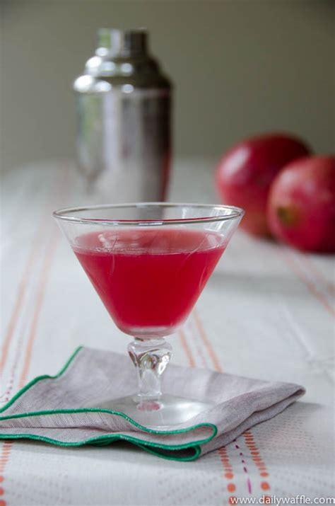 ina garten pomegranate cosmo in season pomegranates and cosmos dailywaffle