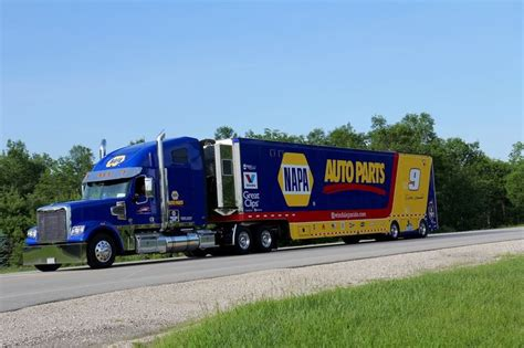 Volvo Napa 1701 Best Race Transporters Haulers Images On