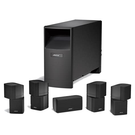 bose acoustimass 10 series v speaker system
