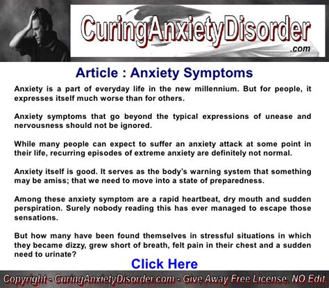 anxiety symptoms pin anxiety attack symptoms how to for physical panic attacks on