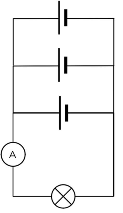 resistors in series and cells in parallel sciences grade 8