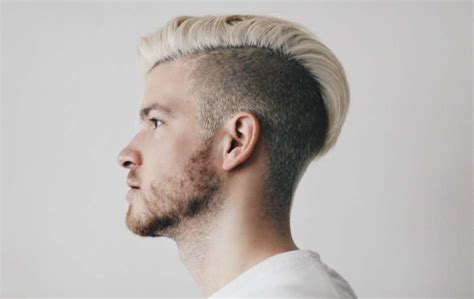 dye for black boy hair how to dye your hair blonde for men the idle man