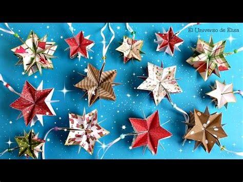 abuela creativa decora tu 193 rbol de navidad con estrellas