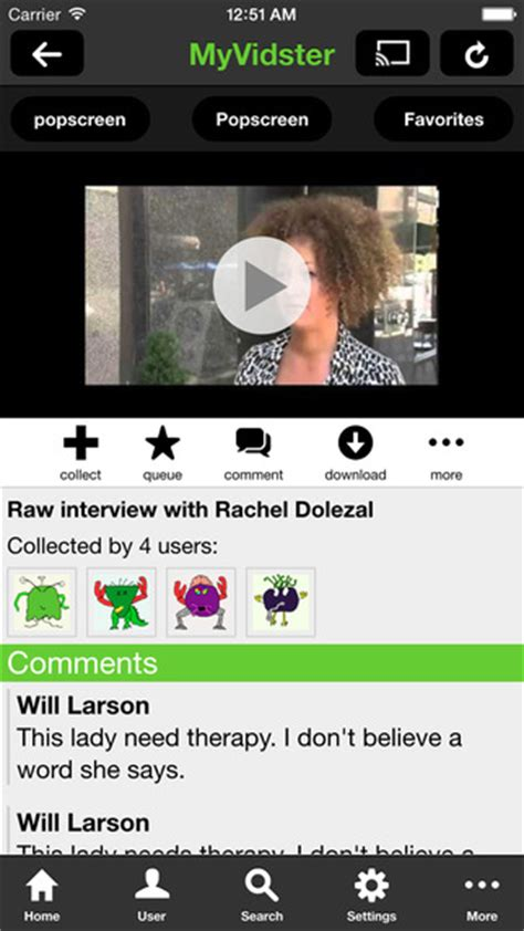 myvidster app for android myvidster app review roonby