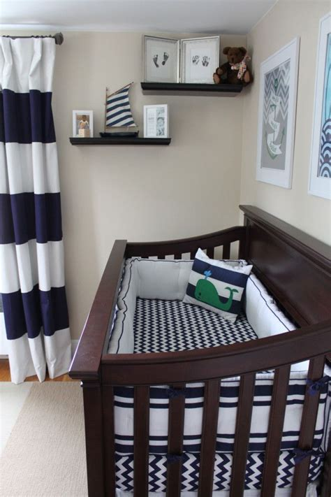 Nautical Baby Nursery Decor Nautical Baby Nursery On Pinterest Nautical Nursery Nautical Nursery Decor And Whale Nursery