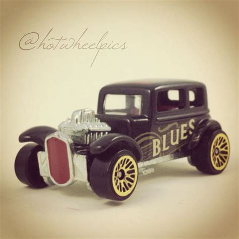 Hotwheels Wheels 33 Ford Lo Boy Delta Blues quot delta blues quot ford 2013 wheels quot jukebox series quot walmart excl hotwheels toys