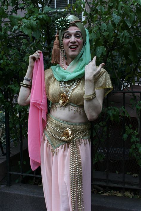 harem girl halloween costume sewing projects