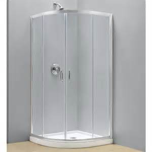 corner shower units from sears
