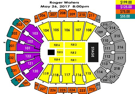 sprint center floor plan 100 orange county convention center floor plan