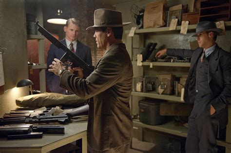film gangster squad wikipedia gangster squad early reviews action packed and over the