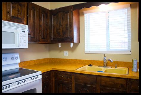 diy refinish kitchen cabinets