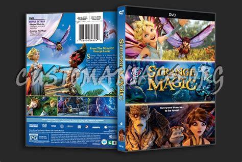 Dvd Strange Magic strange magic dvd cover dvd covers labels by