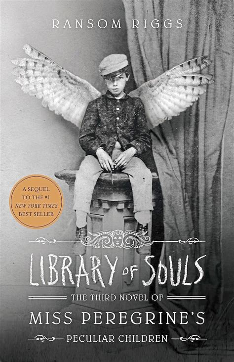 peculiar ground a novel books library of souls is a fittingly peculiar finale in trilogy