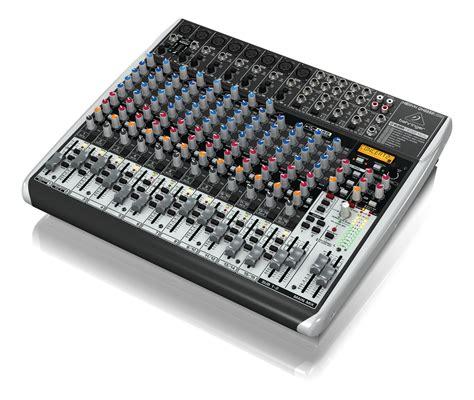 Daftar Mixer Behringer 12 Channel behringer qx2222usb 12 channel mixer