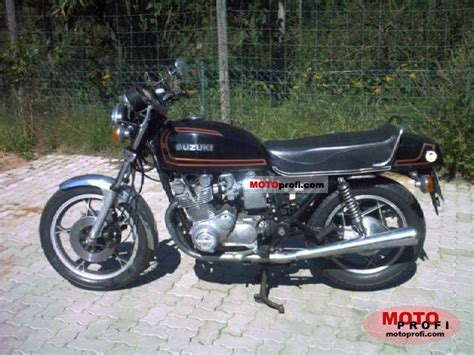 1979 Suzuki Gs850 Suzuki Gs 850 G 1979 Specs And Photos