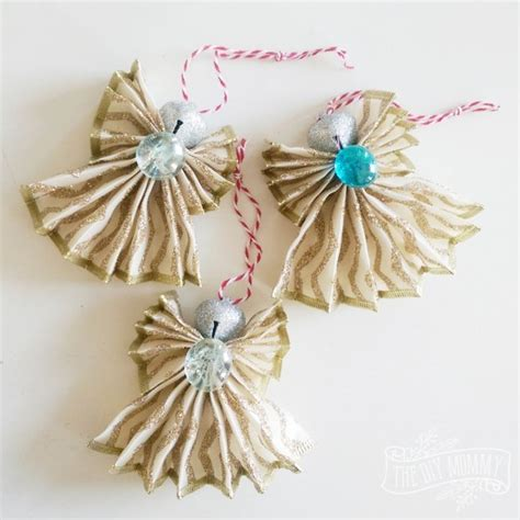 how to make an ornament how to make a ornament out of wired ribbon
