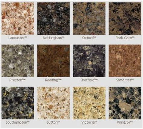 types of countertops types of quartz countertops dream home pinterest