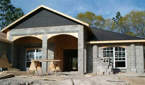 concrete block house plans over 5000 house plans 28 concrete block houses archier recycles 270
