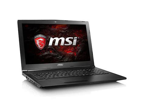 msi best gaming laptop msi gaming laptop gl62m 7rd 265 cpu i5 7300hq lummyshop