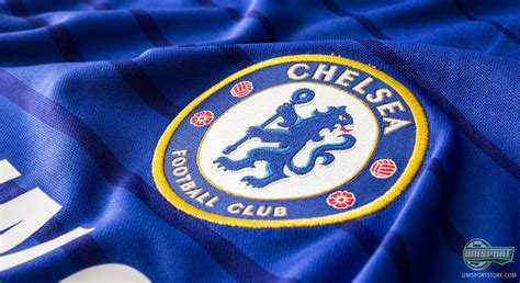 Chelsea Home 1415 adidas provide chelsea with a new home shirt for the 14 15