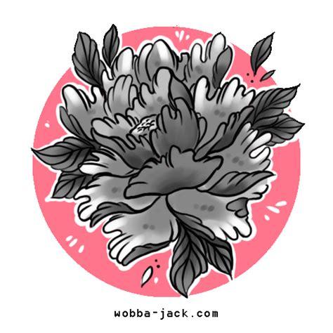 fior fiore significato significato tatuaggio fiore di peonia wobba