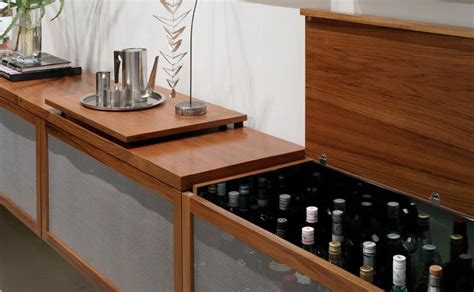 Kitchen Liquor Cabinet Liquor Cabinet Kitchen Contemporary With Cabinetry
