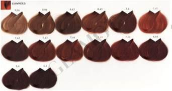 hair colour loreal majirouge glamot