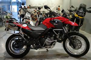 bmw g650gs used low mileage of 1200km bike for