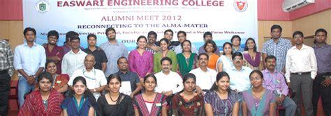 Easwari Engineering College Mba by Eec Easwari Engineering College Chennai Tamil Nadu