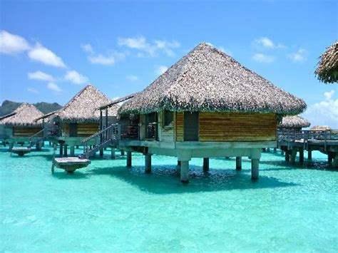 bora bora water bungalow water bungalows picture of intercontinental