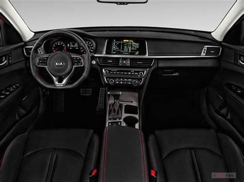 Kia Optima Inside by 2017 Kia Optima Pictures Dashboard U S News World Report