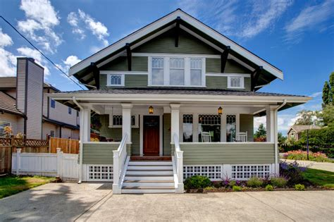 interior colors for craftsman style homes bellevue house craftsman exterior seattle by