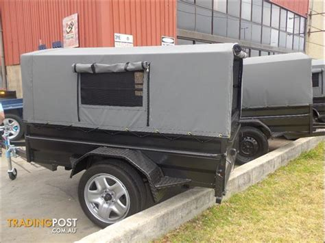 Trailer Canopy Box Trailer Canopy Top 7 X 4 For Sale In Prestons Nsw